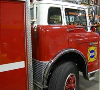 Custom Fabrications in Emergency Vehicles